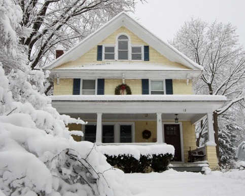 Why selling your house in the winter may not be such a bad idea ...
