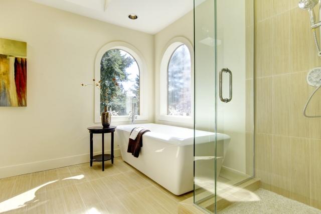 After - Bathroom Remodel - Gig Harbor 2