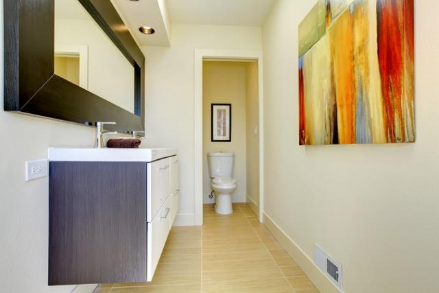 After - Bathroom Remodel - Gig Harbor
