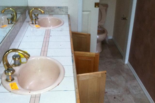 Before - Bathroom Remodel - Gig Harbor