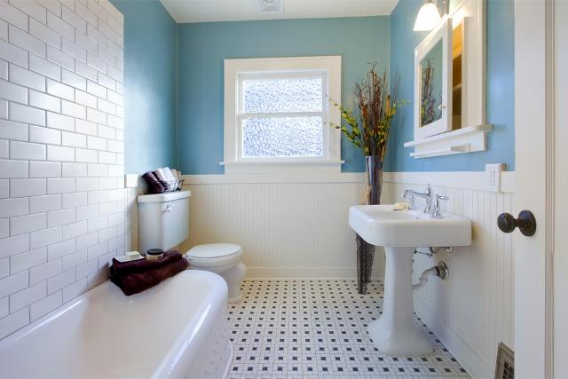 After - Bathroom Remodel - Lawrence