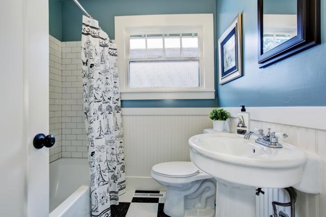After- Bathroom Remodel - 42nd