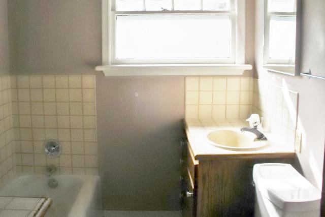 Before - Bathroom Remodel - 42nd