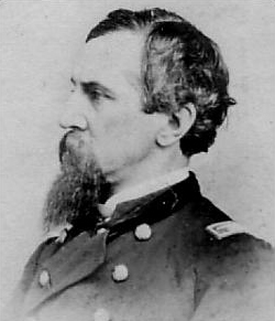 A young General Bradley