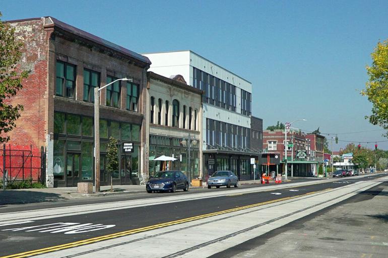 Hilltop, Tacoma, WA