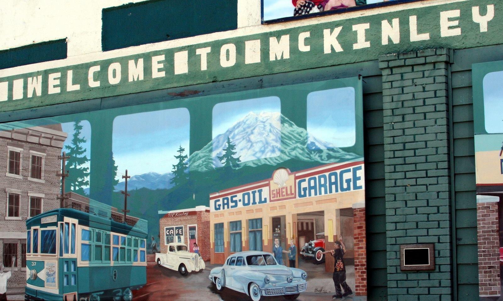 McKinley mural