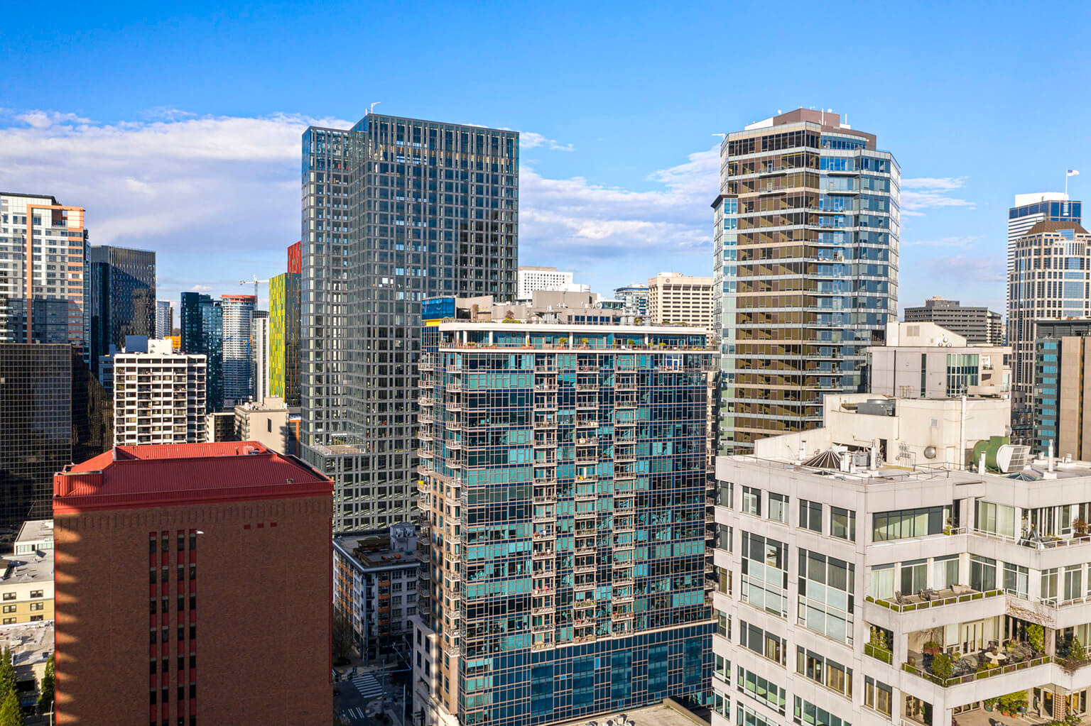 Cristalla is a 22-story luxury condo building built in 2005 on the site of the historic Crystal Pool building
