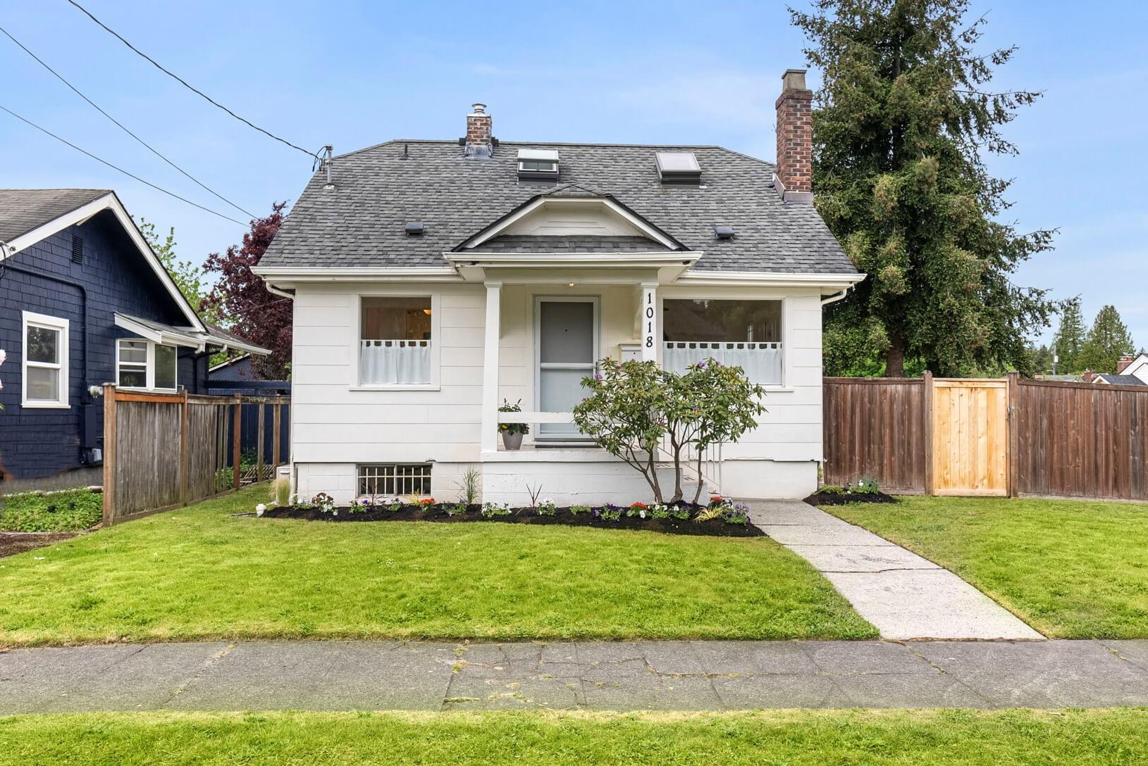 Charming 1925 bungalow near the University of Puget Sound