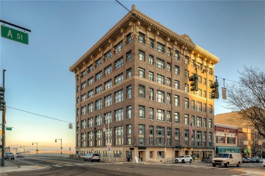 The Perkins - Tacoma, WA