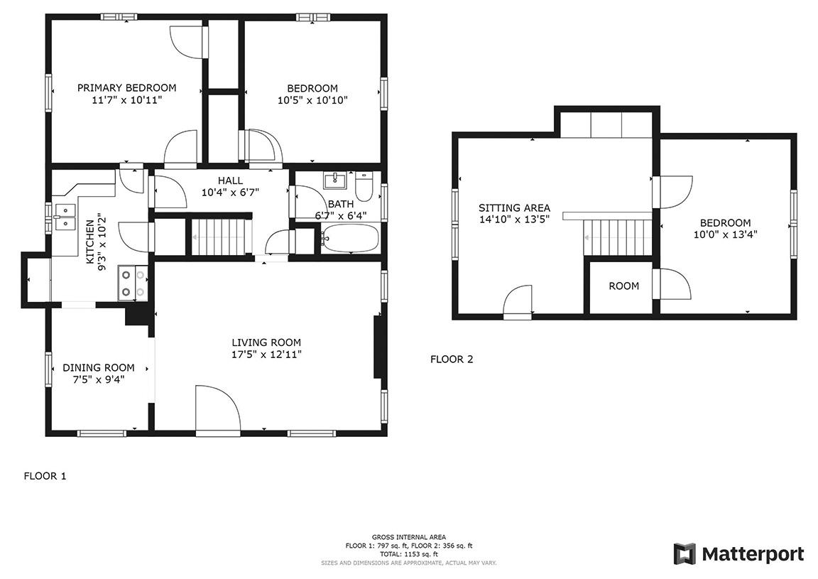 Floor Plan_707 N Lawrence Tacoma